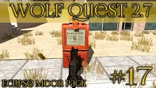 The Mysterious Evacuation || Wolf Quest 2.7 - Episode #17