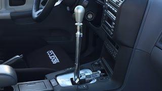 getlinkyoutube.com-CAE Shifter Review E36 M3