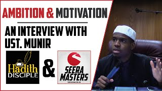 "getlinkyoutube.com-""Ambition & Motivation in Islam"" featuring Ustadh Mohammad Muneer of Hadith Disciple 