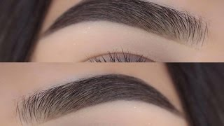 getlinkyoutube.com-MY BROW ROUTINE | Krimd_