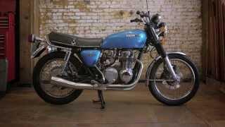 getlinkyoutube.com-Motorcycle Restoration Part 1: The Teardown