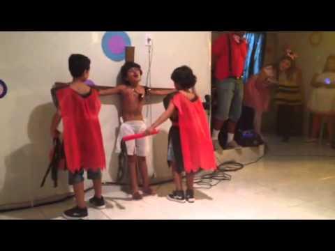 Show de Talentos Kids do Ministério Sal e Luz