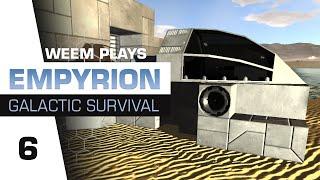 getlinkyoutube.com-Empyrion Galactic Survival Gameplay - Space Ship - Ep 6