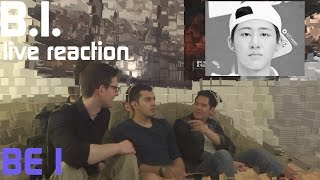 getlinkyoutube.com-B.I - Be I (Show Me The Money 3) Live Reaction, Non-Kpop Fan Reaction [HD]