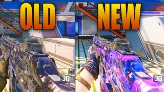 getlinkyoutube.com-Black Ops 3: DARK MATTER CAMO UPDATED! (Looks WAY Better!)