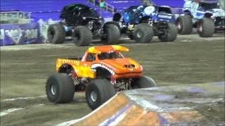 getlinkyoutube.com-[HD] Advanced Auto Parts Monster Jam 2015 at Levi's Stadium (04/11/15)