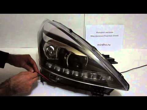 Фары для Nissan Teana J32. От МирДХО