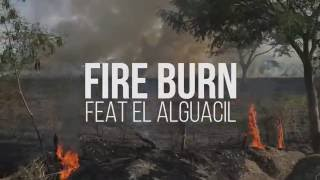 Rocca - Fire Burn (ft. El Aguacil) (Version Espagnole)