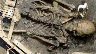 "getlinkyoutube.com-Giant ""Human"" Skeletons Mass Illuminati Cover-Up [Full Documentary] 2015"