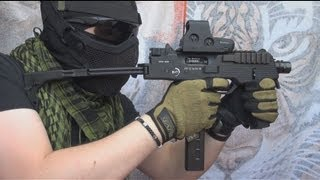 getlinkyoutube.com-(Airsoft) MP9A1 KWA