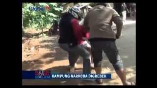 getlinkyoutube.com-Kampung Narkoba Di Madura, Jawa Timur, Digerebek - BIM 20/05