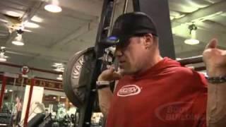 Jay Cutler's Leg Workout.