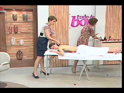 Tudo de Bom - massagem terapêutica
