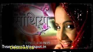Saathiya   18th July 2012 pt1
