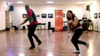 getlinkyoutube.com-Hip Hop Auftritt der Tanzgruppe Diamonds mit Julio und Christina (April 2011)