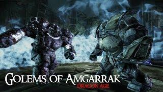 "Dragon Age Origins ""Golems of Amgarrak"" - STORY (All Cutscenes & Dialogues) [HD]"