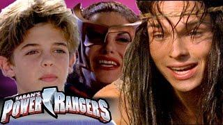 getlinkyoutube.com-Power Rangers | Every First Scene Seasons 1 - 10