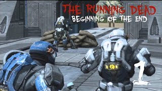 getlinkyoutube.com-The Running Dead: Beginning of the End - Part 1/6 (Halo Reach Zombie Machinima)