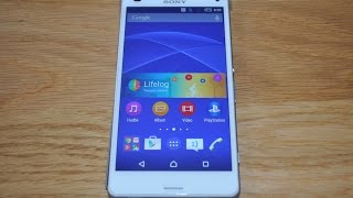 getlinkyoutube.com-Sony XPERIA Z3 Compact ROOT and Recovery