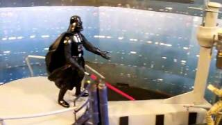 getlinkyoutube.com-Star Wars Bespin Duel Diorama