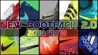 getlinkyoutube.com-PES 2013 | New Bootpack V 2.0 • 2016 / 2017 • HD