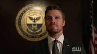 getlinkyoutube.com-Arrow S04E23   Season 4 finale las five minutes