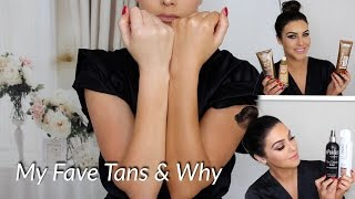 getlinkyoutube.com-My Favourite Tanning Products & Why!
