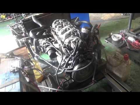 Проверка давления масла в двигателе D4EA 2907680 Santafe