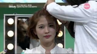 getlinkyoutube.com-On Style Get it Beauty  단발올림머리