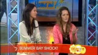 getlinkyoutube.com-Esther Anderson - The Morning Show (August 14, 2009)