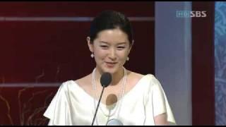 getlinkyoutube.com-Lee Young Ae - Baeksang Awards