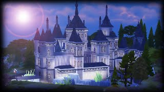 getlinkyoutube.com-The Sims 4 Speed Build: Hogwarts - Harry Potter Part 1