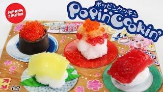 getlinkyoutube.com-Sushi z proszku! Popin Cookin Sushi Shop - JAPANA zjadam #4