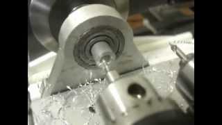 getlinkyoutube.com-Mini torno CNC 5 ferramentas - MovtecH