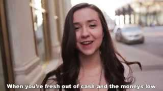 getlinkyoutube.com-Maddi jane-Only gets better with lyrics