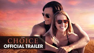 "getlinkyoutube.com-The Choice (2016 Movie - Nicholas Sparks) Official Trailer – ""Choose Love"""