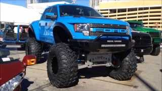 getlinkyoutube.com-Ford TRUCKS of SEMA 14