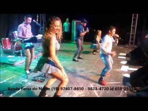BANDA FERAS DO NORTE CTN SP 04/04/2015 - CLAUDINHO NO VOCAL