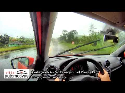 Volkswagen Gol 1.6 - Estrada - NoticiasAutomotivas.com.br