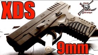 getlinkyoutube.com-Springfield Armory XDS 9mm Sub Compact Gun Review & Comparison