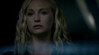 getlinkyoutube.com-The Vampire Diaries: 8x06 - Stefan saves the kids, Caroline wants Alaric to take the kids away [HD]