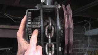 getlinkyoutube.com-How it Works: Chain Hoist