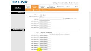 getlinkyoutube.com-تغيير كلمة سر الوايرلس و كيف نقوم بأظهار عدد الاجهزة المتصلة في شبكة الانترنت لدينا