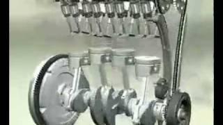 getlinkyoutube.com-Работа двигателя внутреннего сгорания