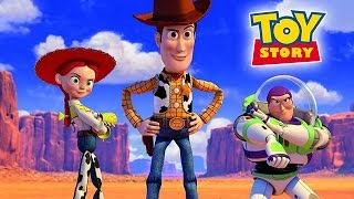 getlinkyoutube.com-Toy Story 3 Full Movie inspired Game - Toy Story Woody & Buzz Rescue - Toy Story Movies Disney Games