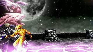 getlinkyoutube.com-KOF MUGEN Modern Metal Orochi vs Igniz-EV