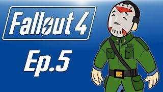 getlinkyoutube.com-Delirious plays Fallout 4! Ep. 5 (I AM GENERAL DELIRIOUS!) Helping the Brotherhood!