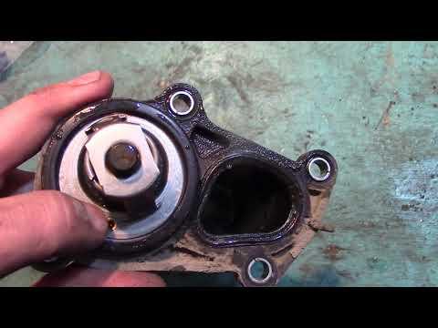 Замена термостата на Ford Fusion