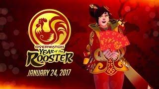 getlinkyoutube.com-Overwatch  - Year of the Rooster  Trailer