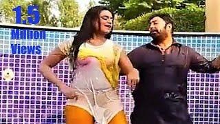 Shahid Khan, Sobia Khan, Laila Khan - Pashto HD film Malang Pa Dua Rang song Da Stargo Pa Golo